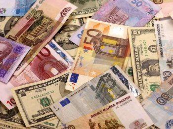 Центральный банк приостановил пополнение международных резервов