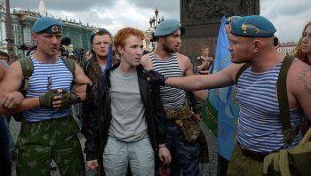 В Архангельске в День ВДВ проведут гей-парад