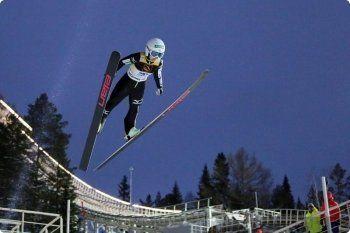 В Нижнем Тагиле прошли этапы Кубка Мира по прыжкам с трамплина