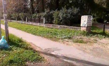 Полиция Нижнего Тагила предотвратила хищение чугунного ограждения сквера на Вагонке