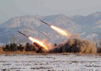 Япония готовится сбить баллистическую ракету КНДР