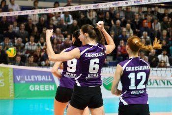 «Уралочка-НТМК» продолжает победную серию