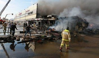 Число погибших при пожаре в Казани увеличилось до 10 человек