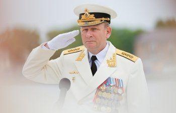 Главнокомандующий ВМФ России подал в отставку
