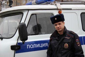 Свердловский полицейский стал финалистом конкурса «Народный участковый-2015»
