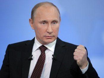 За Владимира Путина готово проголосовать 53% россиян, за «Единую Россию» - 39%