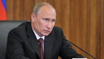 Путин подписал указ о запрете полётов в Египет