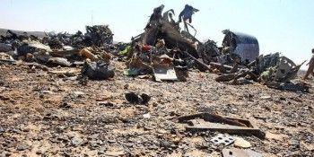Эксперты указали на сходство уничтожившей А321 бомбы со взрывными устройствами чеченцев