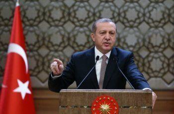 Эрдоган расценит атаку на турецкие самолёты на территории Сирии как агрессию