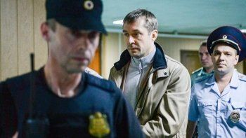 Суд арестовал коллегу полковника Захарченко