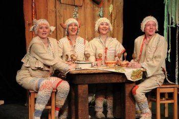 Спектакль тагильского драматурга получил приз фестиваля «Коляда-Plays»