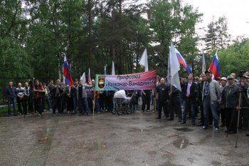 «Пришли только отъявленные коммунисты, профсоюзные активисты и пенсионеры». Сотрудники ЕВРАЗ КГОК проигнорировали митинг «против сокращений»