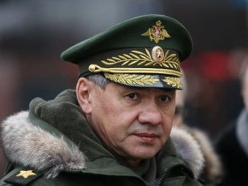 В Екатеринбург прилетел министр обороны Сергей Шойгу