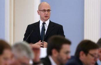Кириенко назвал слухами информацию о своём переходе в администрацию президента