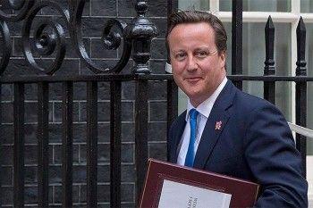 Дэвид Кэмерон решил уйти в отставку из-за Brexit