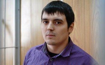 Журналист РБК Александр Соколов попросил об условно-досрочном освобождении