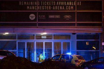 Число жертв взрыва в Манчестере выросло до 22