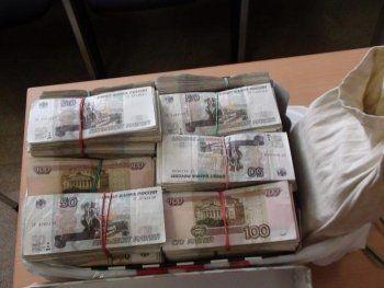 В Нижнем Тагиле у инкассатора украли три миллиона рублей