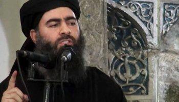 Минобороны объявило о гибели лидера ИГ при российской бомбардировке