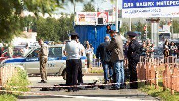 В Сургуте неизвестный напал с ножом на прохожих. ИГ взяло ответственность за нападение