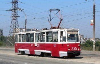 В Нижнем Тагиле меняется движение трамваев