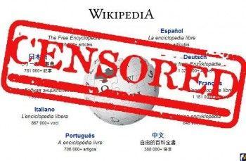 Роскомнадзор решил заблокировать «Википедию»