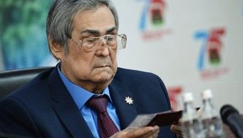 Аман Тулеев возглавил парламент Кемеровской области