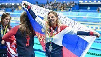 Серебряный призёр ОИ-2016 Ефимова обвинила российские СМИ в искажении её заявлений о США