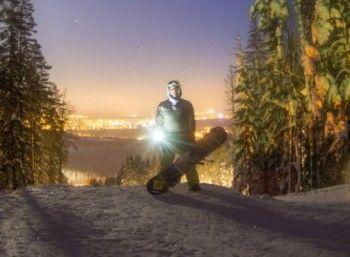 Нижний Тагил может попасть в Книгу рекордов Гиннеса за самый массовый спуск горнолыжников с фонариками