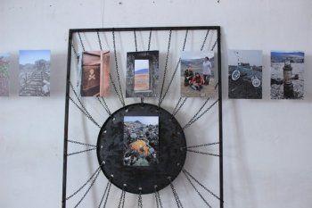 Сергей Носов послушал «Хава нагилу», сфотографировался с сотней детей и получил в подарок гусара