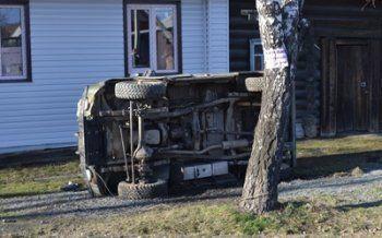В Черноисточинске пьяный водитель сбил мужчину