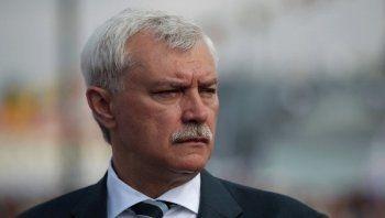 Губернатор Санкт-Петербурга отклонил законопроект о приравнивании депутатских встреч к митингам