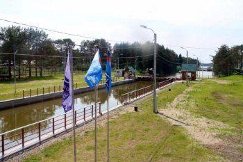Новая продукция ЕВРАЗ НТМК используется при реконструкции Северо-Двинской шлюзованной системы