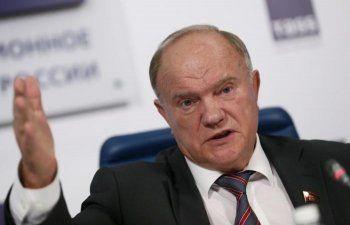Зюганов назвал проект бюджета 2017-2019 гг. антисоциальным и беспомощным