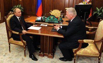 Путин одобрил введение приоритета зарплат над налогами