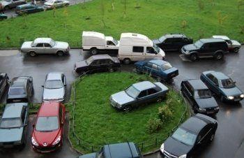 Минтранс придумал наказание для компаний без парковок