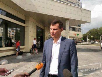 Алексей Балыбердин просит Игоря Холманских и Евгения Куйвашева дать Нижнему Тагилу «Чистую воду»
