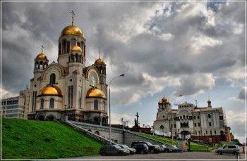 В Екатеринбурге часть улицы Толмачёва переименовали в Царскую