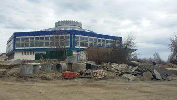 В цирке Нижнего Тагила начался капитальный ремонт