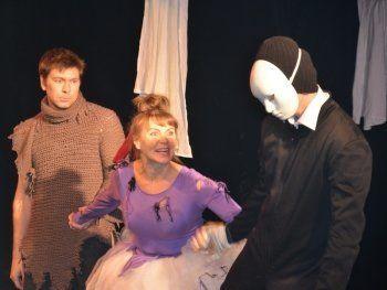 Спектакль «переехал» из Драматического театра