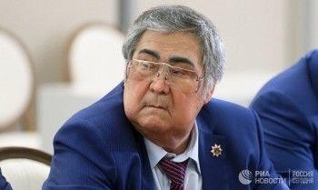 СМИ: Тулеев возглавит парламент Кемеровской области