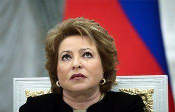 Матвиенко предложила дать сенаторам право временно отклонять законопроекты для доработки