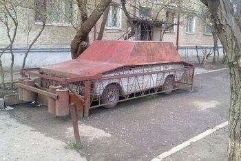 Парковочные войны: есть ли законный способ получить место для машины во дворе дома