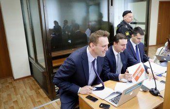 Суд отказался вызвать Медведева и Усманова свидетелями по иску «Соцгоспроекта» к Навальному