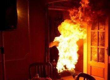 В Нижнем Тагиле сын облил мать бензином и поджёг
