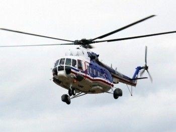 В Красноярском крае потерпел крушение вертолёт с 25 пассажирами на борту