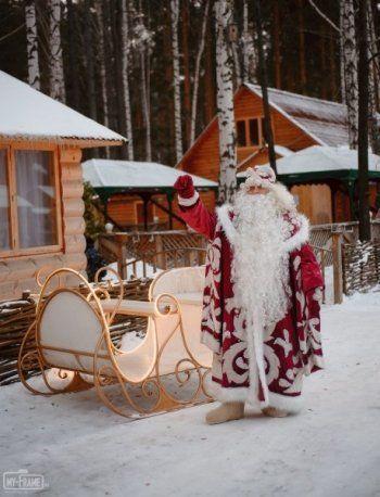 У Деда Мороза в резиденции под Нижним Тагилом украли ещё одного оленя