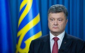 Порошенко призвал «народы свободного мира» объединиться против России