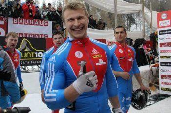 Чемпиона Олимпийских Игр в Сочи по бобслею Труненкова дисквалифицировали за допинг