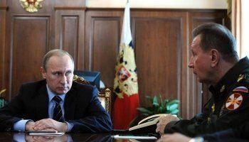 Путин утвердил символы Национальной гвардии РФ